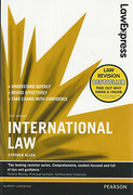 Cover of Law Express: International Law