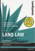 Cover of Law Express: Land Law