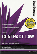 Cover of Law Express: Contract Law