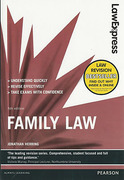 Cover of Law Express: Family Law