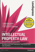 Cover of Law Express: Intellectual Property Law (eBook)