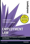 Cover of Law Express: Employment Law (eBook)
