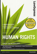Cover of Law Express: Human Rights (eBook)