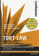 Cover of Law Express: Tort Law (eBook)