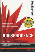Cover of Law Express: Jurisprudence (eBook)