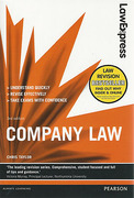 Cover of Law Express: Company Law (eBook)