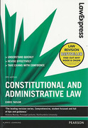 Cover of Law Express: Constitutional and Administrative Law (eBook)