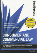 Cover of Law Express: Consumer and Commercial Law (eBook)