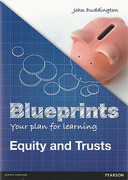 Cover of Blueprints: Equity and Trusts