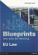 Cover of Blueprints: EU Law