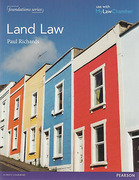 Cover of Land Law (MyLawChamber)