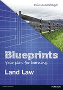 Cover of Blueprints: Land Law