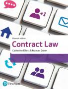 Cover of Elliott & Quinn: Contract Law