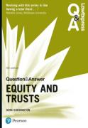 Cover of Law Express Question & Answer: Equity and Trusts (eBook)