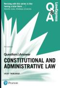 Cover of Law Express Question & Answer: Constitutional and Administrative Law (eBook)