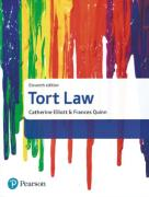 Cover of Elliott & Quinn: Tort Law