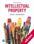 Cover of Intellectual Property (eBook)