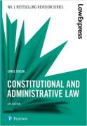 Cover of Law Express: Constitutional and Administrative Law