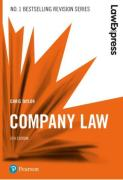 Cover of Law Express: Company Law