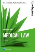 Cover of Law Express: Medical Law