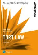 Cover of Law Express: Tort Law