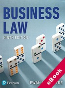 Cover of Business Law (eBook)