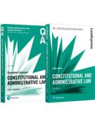 Cover of Constitutional and Administrative Law Revision Pack 2018: Constitutional and Administrative Law Revision Guide and Q&A