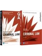 Cover of Criminal Law Revision Pack 2018: Criminal Law Revision Guide and Q&A