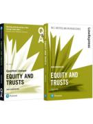 Cover of Equity and Trusts Revision Pack 2018: Equity and Trusts Revision Guide and Q&A