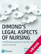 Cover of Dimond's Legal Aspects of Nursing (eBook)