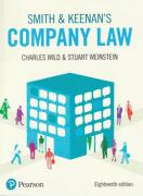 Cover of Smith and Keenan's Company Law