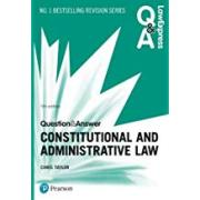 Cover of Law Express Question & Answer: Constitutional and Administrative Law