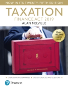 Cover of Melville's Taxation: Finance Act 2019