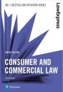 Cover of Law Express: Consumer and Commercial Law
