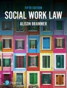 Cover of Social Work Law (eBook)
