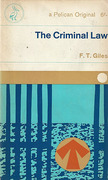 Cover of The Criminal Law
