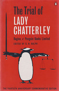 Cover of The Trial of Lady Chatterley: Regina v. Penguin Books Limited