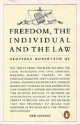Cover of Freedom, the Individual and the Law 7th ed