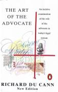 Cover of The Art of the Advocate