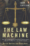 Cover of The Law Machine