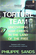 Cover of Torture Team: Uncovering War Crimes in the Land of the Free