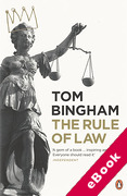 Cover of The Rule of Law (eBook)