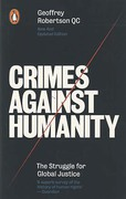 Cover of Crimes Against Humanity: The Struggle for Global Justice