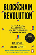Cover of Blockchain Revolution: How the Technology Behind Bitcoin and Other Cryptocurrencies is Changing the World