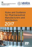 Cover of Rules and Guidance for Pharmaceutical Manufacturers and Distributors 2017 (The Orange Guide)