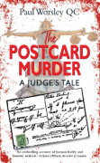 Cover of The Postcard Murder: A Judge's Tale