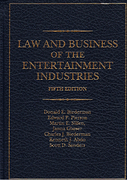 Cover of Law and Business of the Entertainment Industries