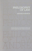 Cover of Philosophy of Law