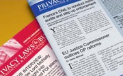 Cover of Privacy Laws and Business: International and UK Reports Combined Subscription