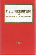 Cover of Civil Jurisdiction and Enforcement of Foreign Judgements